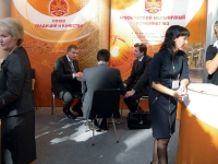 Participation at exhibitions